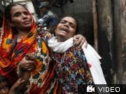 Bangladesch: Feuer in der Hauptstadt Dutzende Tote bei Großbrand