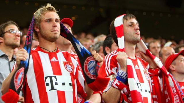 Champions League - FC Bayern München - Inter Mailand