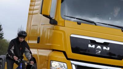 Stadtleben Prozess gegen LKW-Fahrer