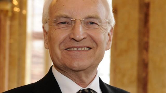 Edmund Stoiber Ex-Ministerpräsident in der Privatwirtschaft