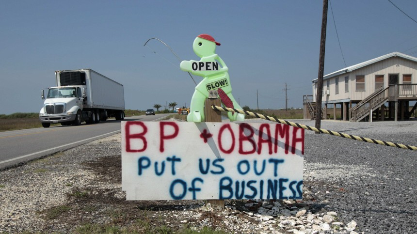 Ölkatastrophe Lehren aus der Ölkatastrophe