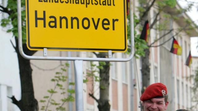 Bundeskanzler Schröder in Sarajevo