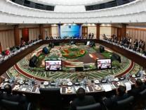 G20-Finanzminister beginnen Beratungen in Südkorea