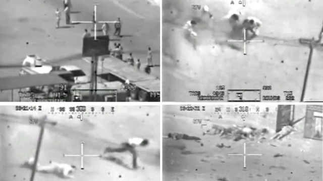 Video von US-Helikopterangriff im Irak