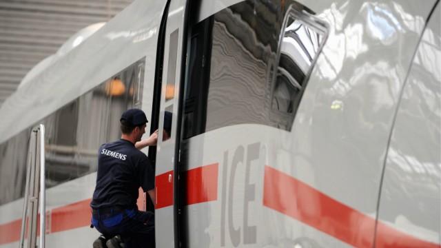 ICE 3 Fertigung bei Siemens in Krefeld