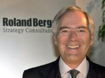 Roland Berger, 2001