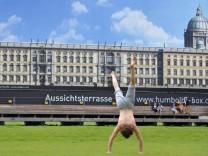 Bundesregierung verschiebt Bau des Berliner Stadtschlosses