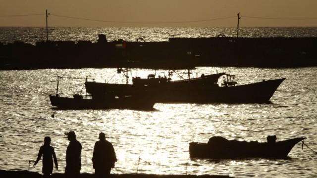 Gaza Palästinenser: Blockade durch Israel