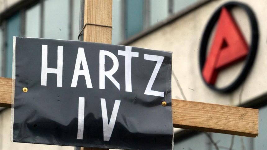 Jahresrueckblick 2005: Proteste gegen Hartz IV