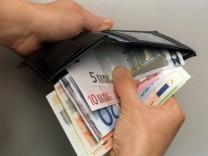 Euro-Geldbörse