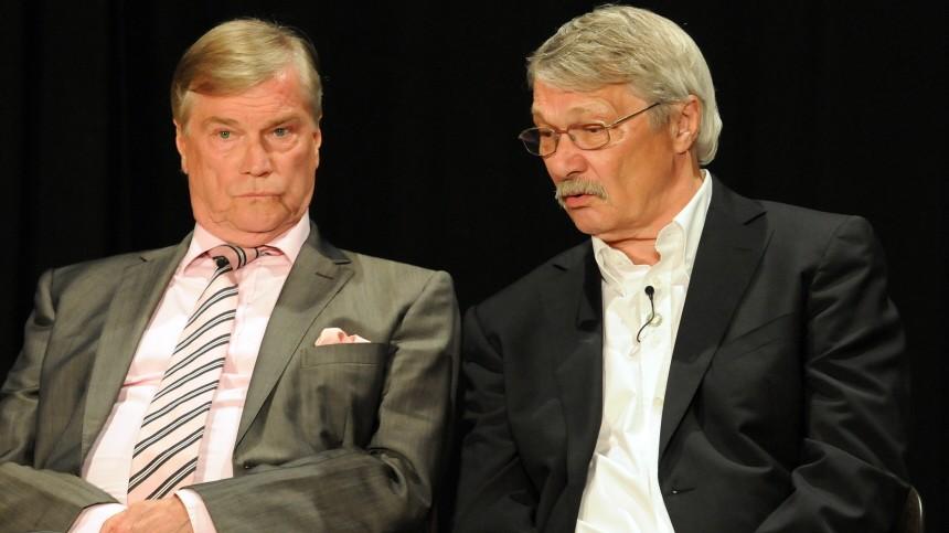 Jochen Busse Kabarett: Jochen Busse und Henning Venske