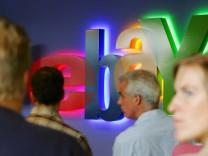 Ebay eroeffnet neues Gebaeude