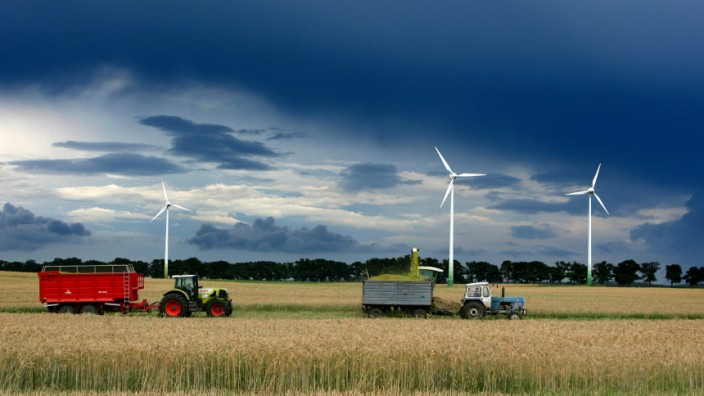 Bauern müssen um EU-Agrarmilliarden bangen