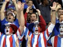 Fussball-EM 2016 findet in Frankreich statt