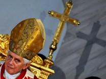 Papst auf Zypern