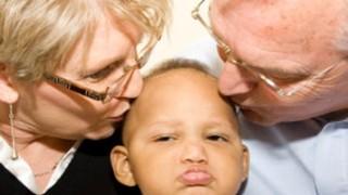 Adoption; ältere Eltern