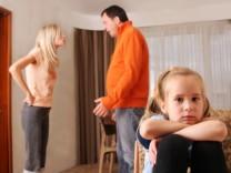 Streit vor Kindern
