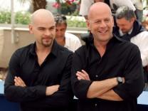 59. Filmfestspiele in Cannes  - Bruce Willis, Clovis Cornillac