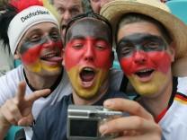 Fußball WM Büro