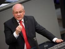 Bundestag  - Kauder