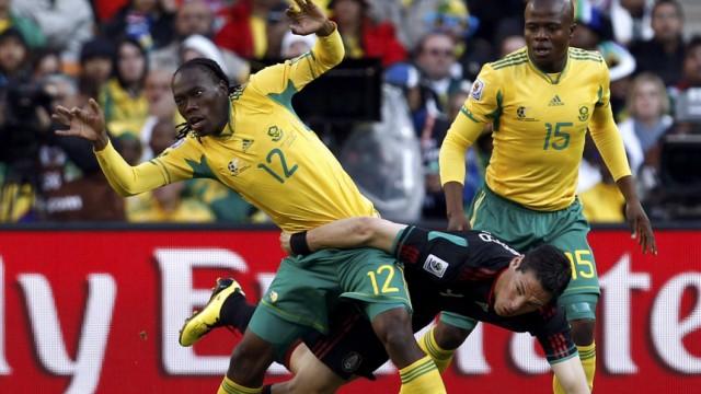 Wm 2010 Wo Ist Bafana Wir Gucken Eröffnungsspiel Sport