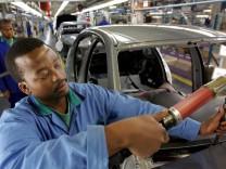 Mit Stempel 'Made in Africa' spart BMW Millionen