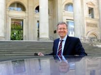 Wulff legt Landtagsmandat nieder