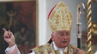 Augsburger Bischof Walter Mixa