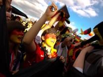 WM 2010 - Public Viewing am Berliner Olympiastadion