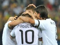 WM 2010 -  Deutschland - Australien