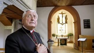 Militärbischof Walter Mixa