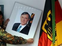 Rücktritt Köhler - Kaserne