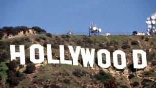 Hollywood-Buchstaben erhalten Face-Lifting