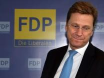 Unmut in FDP wächst - Kritik an Westerwelle