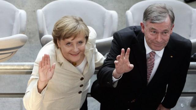 Jahresrueckblick 2006: Angela Merkel