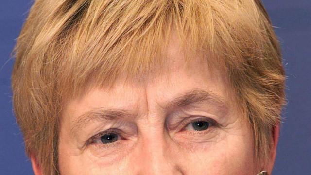 Ex-Senatorin Bergmann wird Beauftragte fuer Missbrauchsbekaempfung