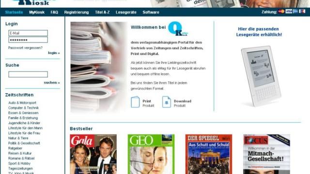 News und Hintergründe aus W & V Zeitschriftenabos im Internet