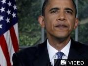 Obama: Rede aus dem Oval Ofiice