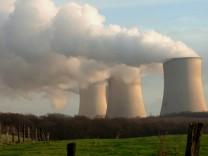 Atomtechnikkonzern EDF droht 'blackout'