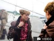 Amelia, Kinofilm mit Hilary Swank und Richard Gere, Kinostart 17.6.2010, Videoflag