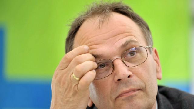Reinhard Höppner, SPD, Ex-Ministerpräsident von Sachsen-Anhalt