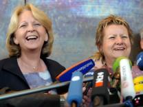 SPD will rot-grüne Minderheitsregierung in NRW