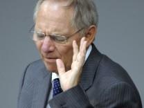 Wolfgang Schaeuble, AP