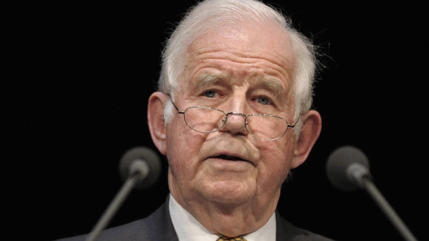 Kritisiert auch die Kanzlerin: CDU-Veteran Kurt Biedenkopf