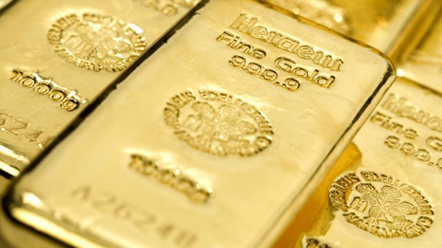 Wertschätzung: Ein Stempel verrät den Anteil an reinem Gold.