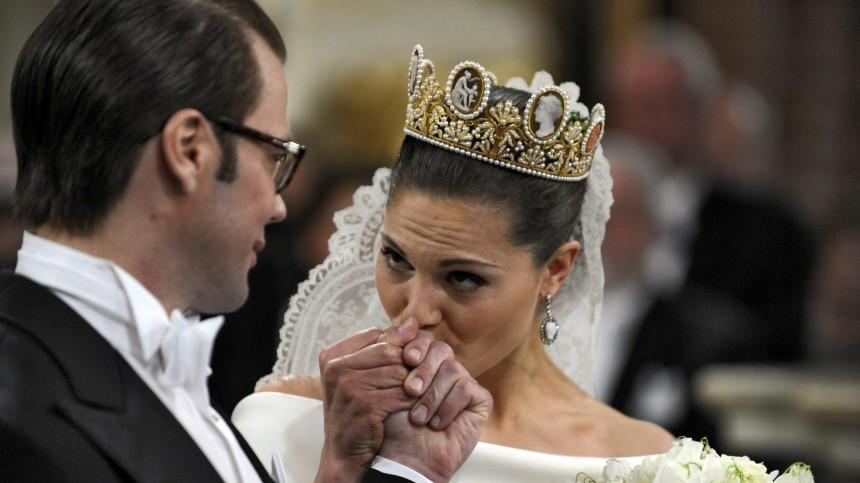 Hochzeit Prinzessin Victoria Ihr Habt Mir Meinen Prinzen