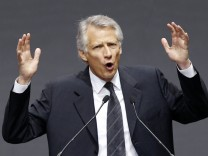 FRANCE-POLITICS-PARTIES-VILLEPIN