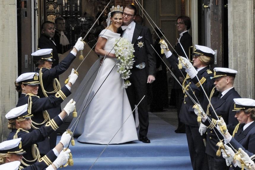 Hochzeit In Schweden Nach Dem Auszug Aus Der Prinzessin Victoria