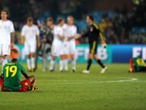 WM 2010 - Kamerun - Dänemark