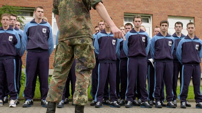 Wehrdienst Bundeswehr Schule